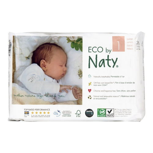 Nappies - Size 1 26s - honearthly