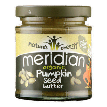 Organic Pumpkin Seed Butter - 100% Seed 170g - honearthly