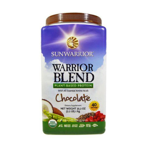 Blend Raw Vegan Powder - Chocolate Flavour 1kg