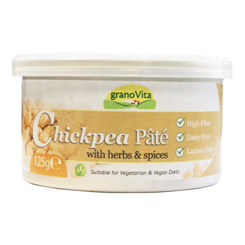 Chickpea Pate 125g - honearthly