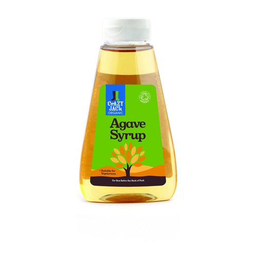 Agave Syrup - Organic 250ml - honearthly