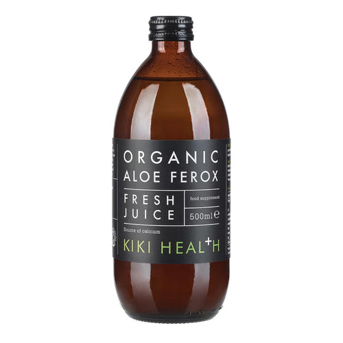 Organic Aloe Ferox Juice 500ml - honearthly