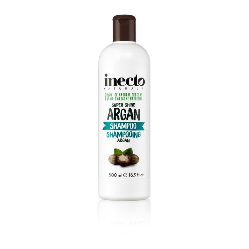 Naturals Argan Shampoo 500ml - honearthly