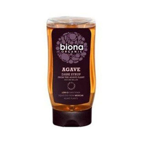 Dark Agave Syrup - Organic 250ml - honearthly
