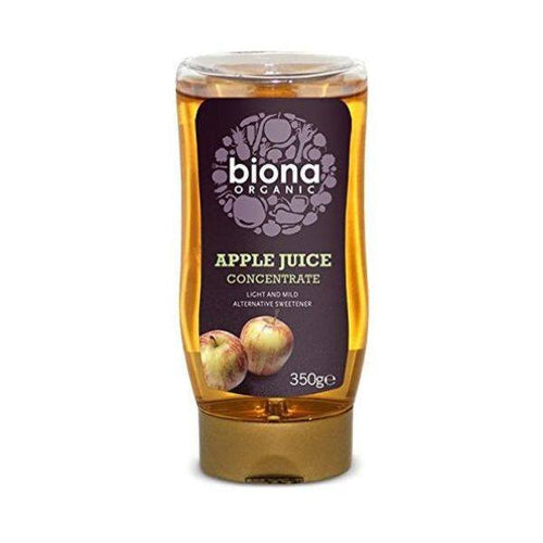 Apple Juice Concentrate -Squeezy Organic 350g