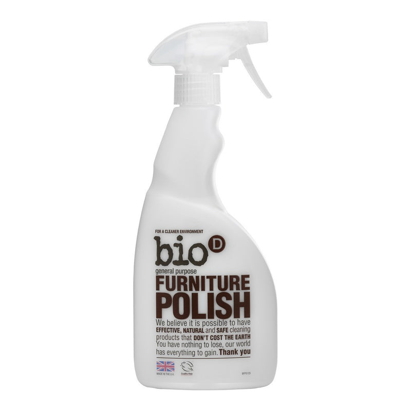 Furniture Polish (Formerly Household Polish) 500ml - honearthly