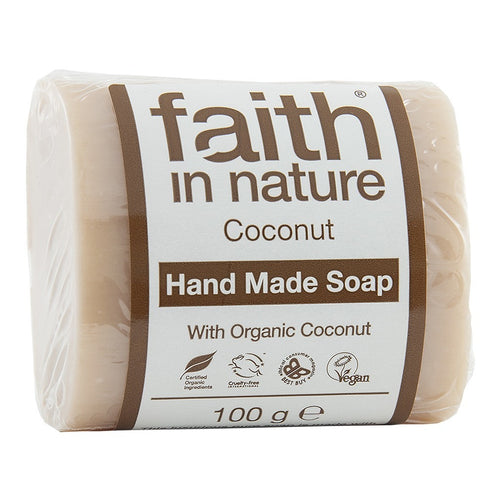 Coconut Soap (Wrapped) 100g