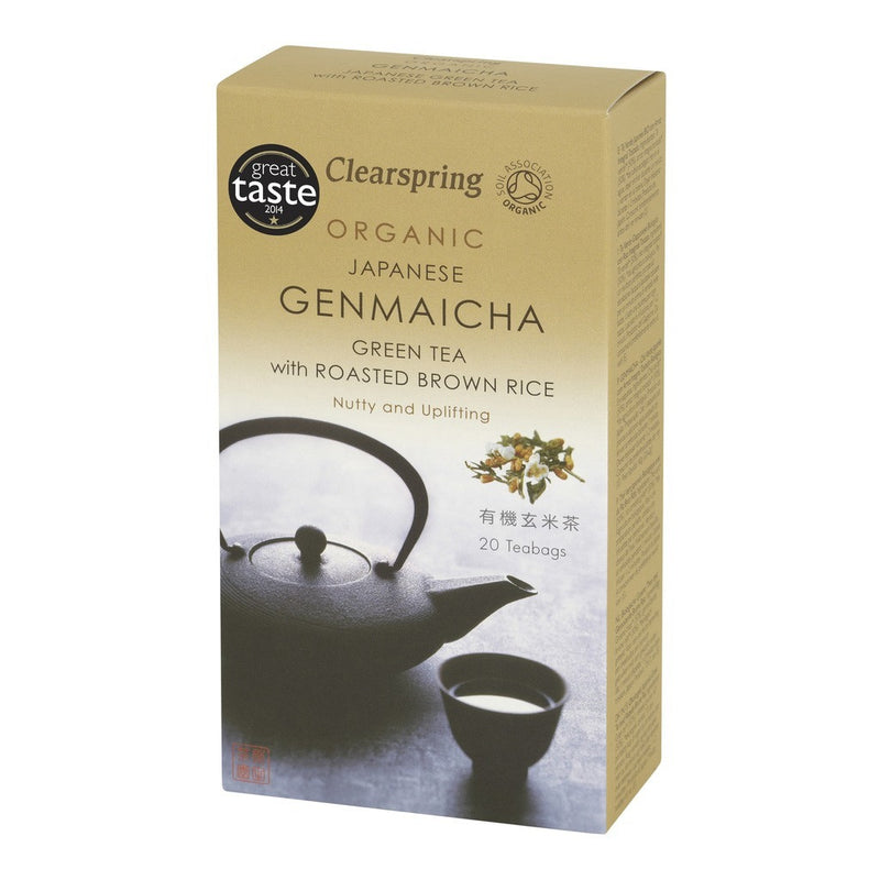 Genmaicha Green Tea With Roasted Rice 40g - honearthly