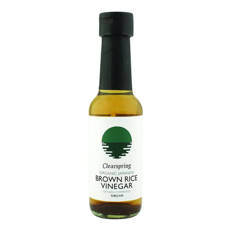 Brown Rice Wine Vinegar - Organic 150ml - honearthly