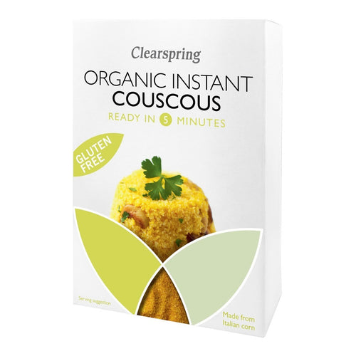 Organic & Gluten Free Instant Couscous 200g - honearthly