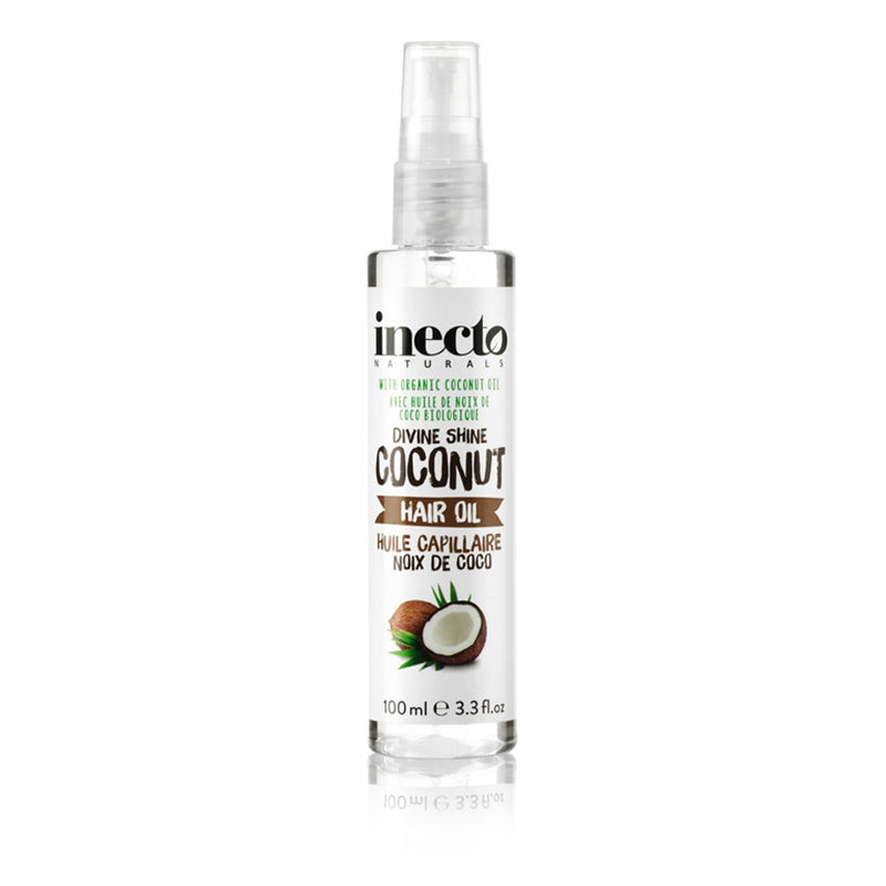 Naturals Coconut Hair Oil 100ml - honearthly