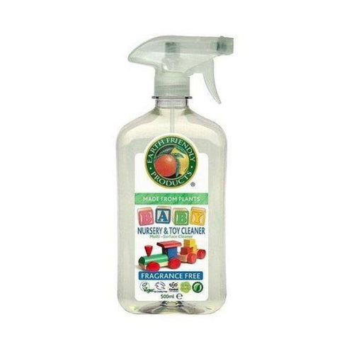 Nursery & Toy Cleaner 500ml - honearthly