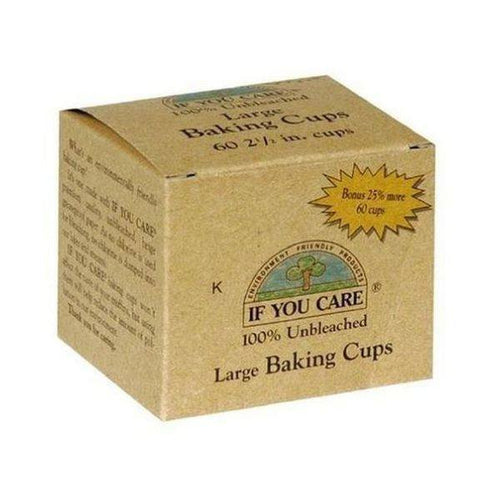 Baking Cups - Large 60 Cups