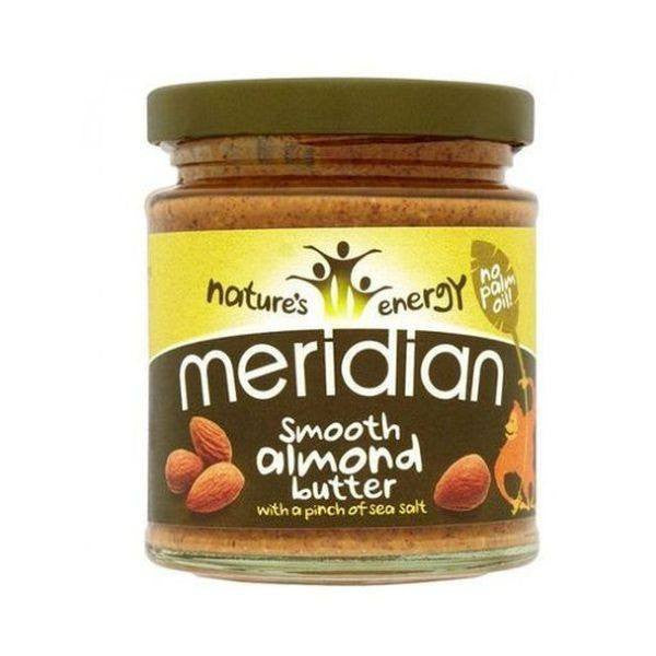 Almond Butter With A Pinch Of Salt 170g - honearthly