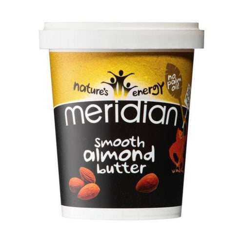 Meridian  100% Almond Butter 454g - honearthly