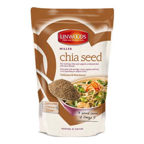 Milled Chia Seed 200g - honearthly