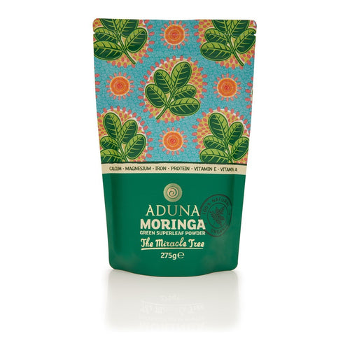 100% Organic Moringa Superfruit Powder 275g