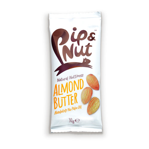 Almond Butter Squeeze Pack Multipack (30gx5)