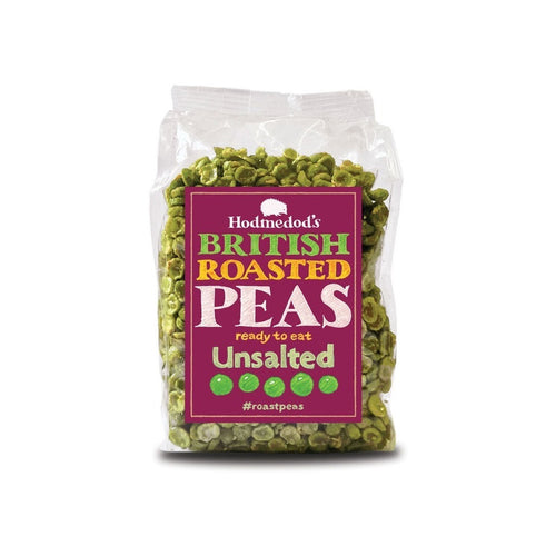 Roasted Peas - Unsalted 300g - honearthly
