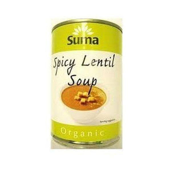 Spicy Lentil Soup 400g - honearthly