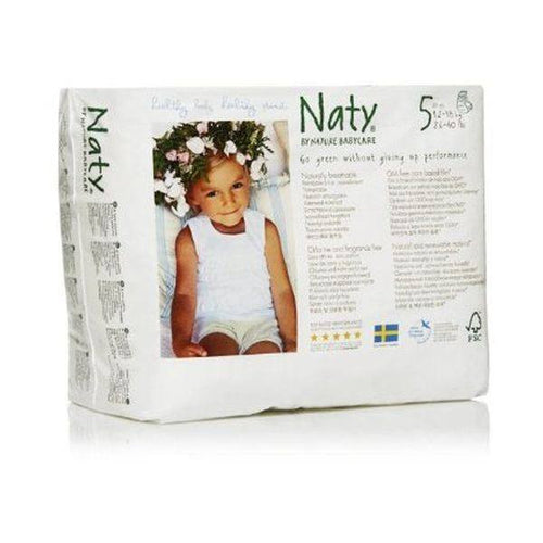 Nappy Pants - Junior Size 5 (26-40Lbs) 20s - honearthly