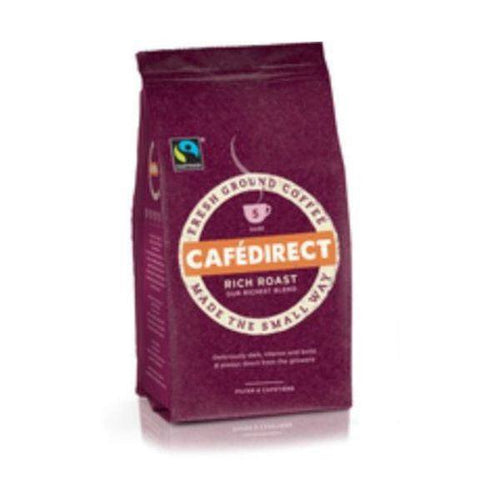 Roast & Ground Coffee - Rich 227g - honearthly