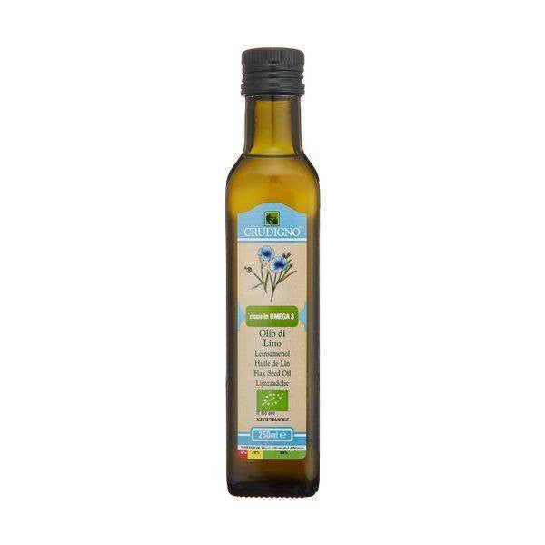 Organic Flax Seed Oil 250ml - honearthly
