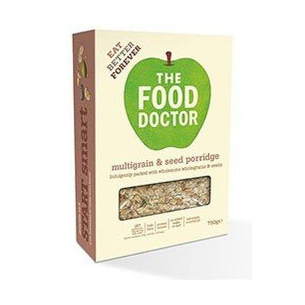 Multigrain & Seed Porridge 750g - honearthly
