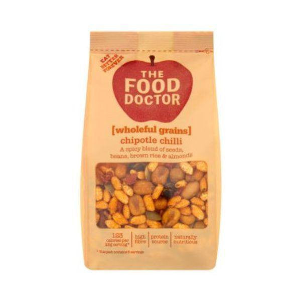 Wholeful Grains - Chipottle Chilli 150g - honearthly