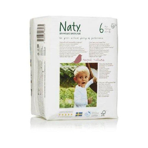 Nappies - Size 6 18s - honearthly