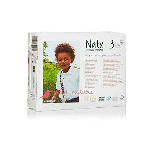 Nappies - Size 3 31s - honearthly