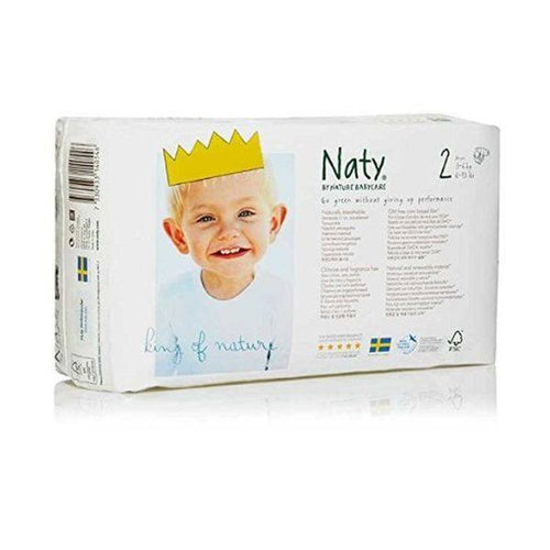 Nappies - Size 2 34s - honearthly