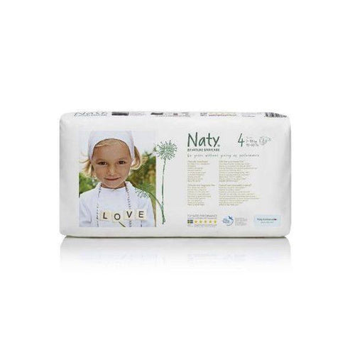 Nappies (Economy Pack) - Size 4 46s