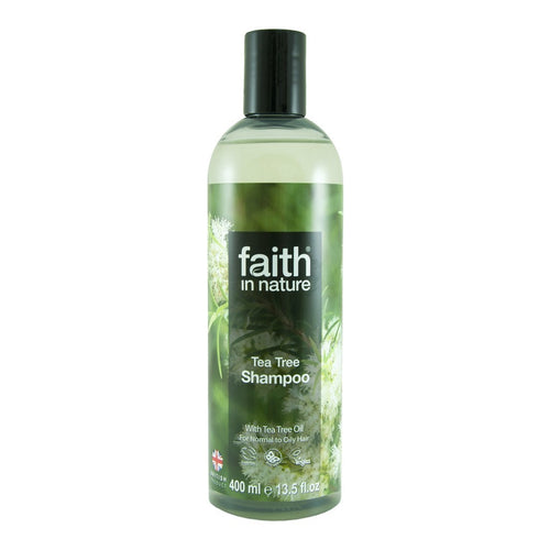 Tea Tree Shampoo 400ml - honearthly