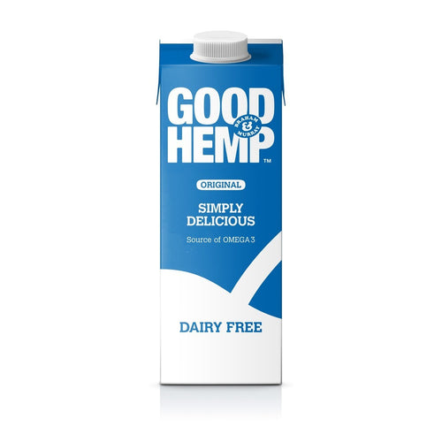 Good Hemp  Hemp Milk 1Ltr
