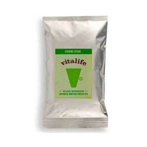 Vitalife  Cooking Grade Matcha Green Tea 100g - honearthly