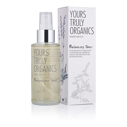 Yours Truly  Balancing Toner 100ml - honearthly