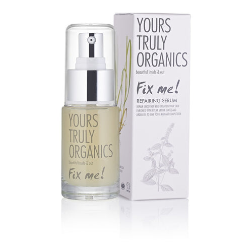 Yours Truly  Fix Me! Repairing Serum 300ml - honearthly