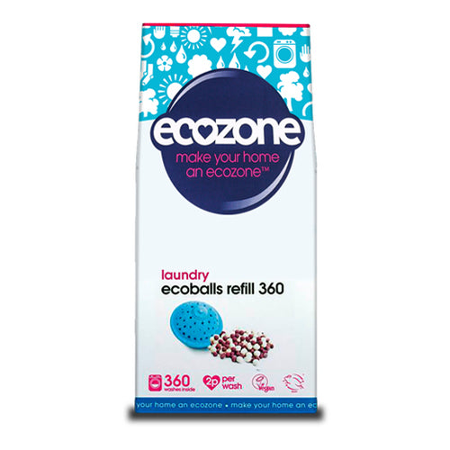 Ecoballs Refills 360 Washes 270g
