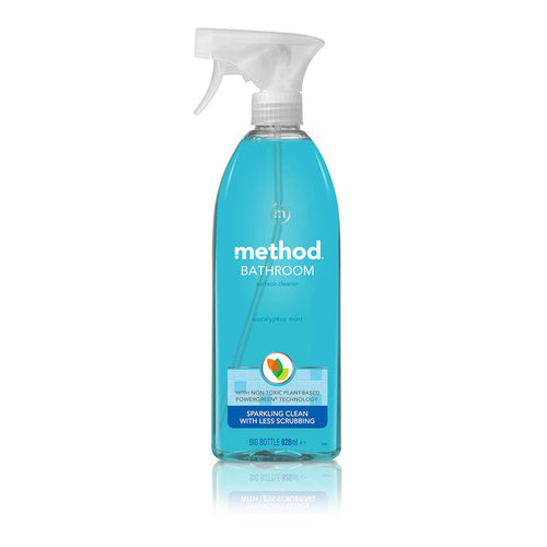 Tub & Tile Spray - Eucalyptus Mint 828ml - honearthly