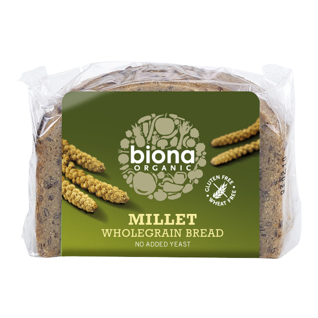 Millet Bread 250g - honearthly