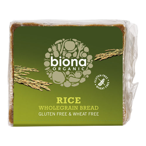 Rice Seed Bread - Yeast Free 250g - honearthly