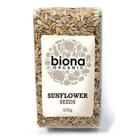 Sunflower Seeds 500g - honearthly