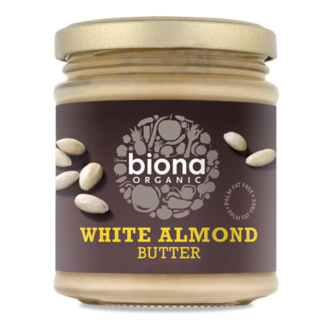 White Almond Butter 170g - honearthly