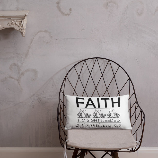 FAITH Basic Pillow