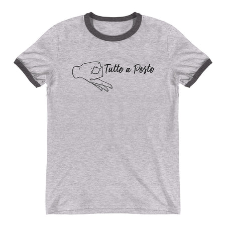 Tutto a Posto Short-Sleeve Unisex T-Shirt