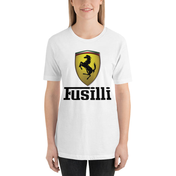 Fusilli Short-Sleeve Unisex T-Shirt
