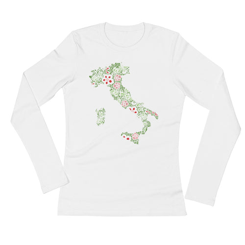 Italian Boot Ladies Long Sleeve