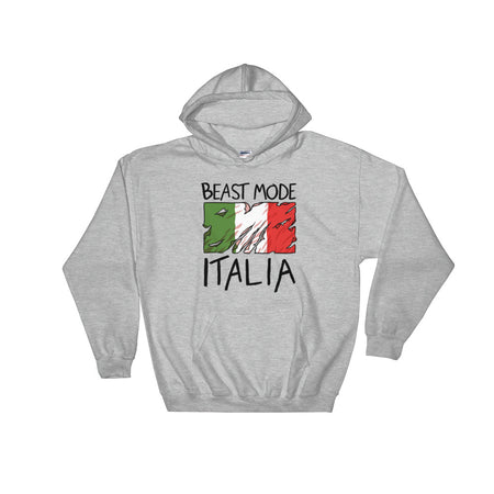 A Boy Went Back to Napoli Hoodie - Italian Hoodie
