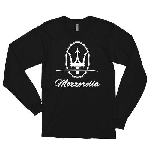 Mozzarella Long sleeve t-shirt